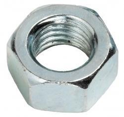 B-0934A2M5LFT-B25 HEX NUT, LEFT HAND THREAD - 25 PER BAG