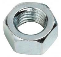 B-0934A2M6-B100 HEX NUT - 100 PER BAG